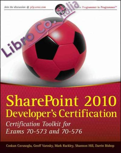 SharePoint 2010 Developer's Certification.