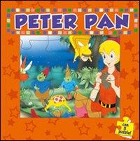 Peter Pan. Ediz. illustrata. Con 5 puzzle