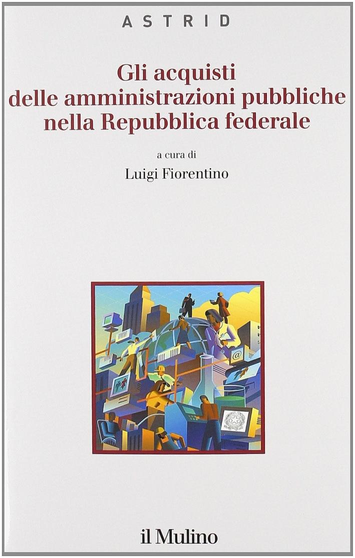 Gli acquisti delle amministrazioni pubbliche nella repubblica federale.