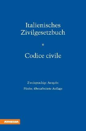 Italienische Zivilgesetzbuch-Codice di procedura civile
