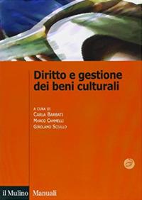 Diritto e gestione dei beni culturali