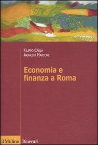 Economia e finanza a Roma.