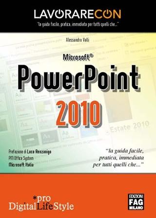 Lavorare con PowerPoint 2010