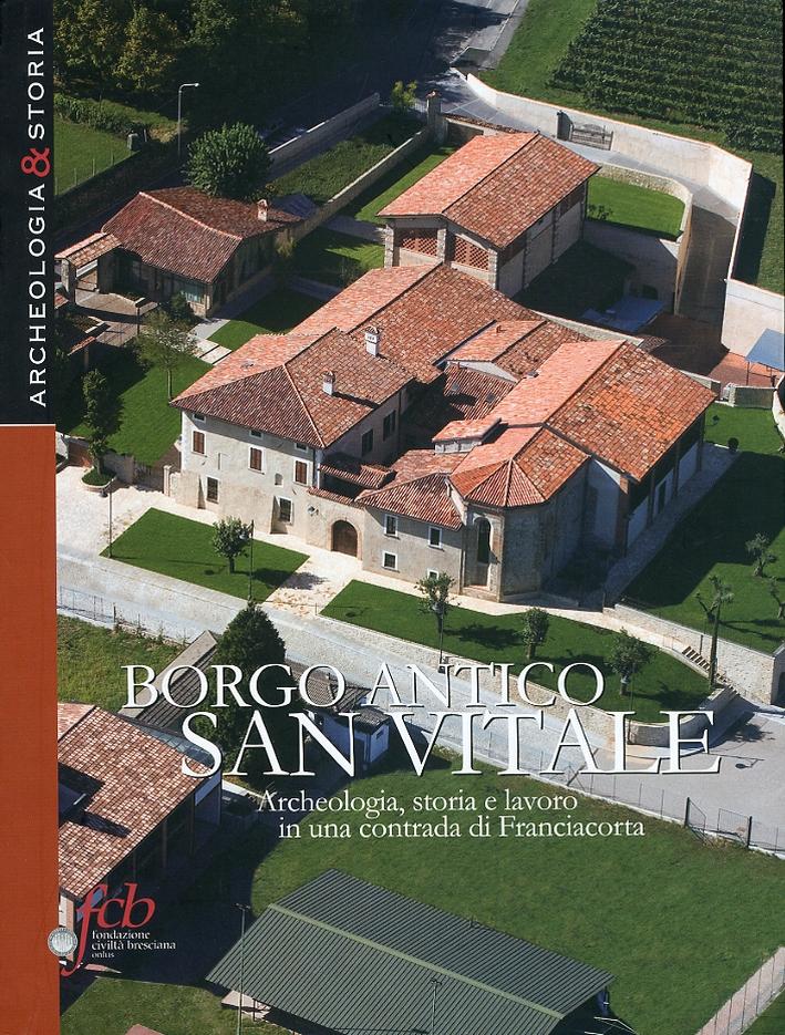 Borgo San Vitale. Archeologia, storia e lavoro in una contrada di Franciacorta