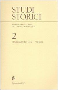 Studi storici (2010). Vol. 2