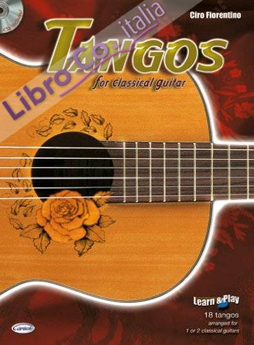 Tangos For Classical Guitar