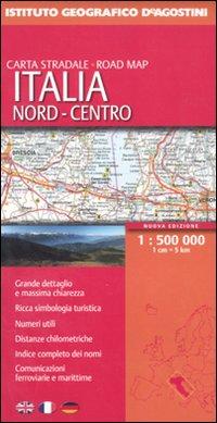 Italia nord-centro 1:500.000