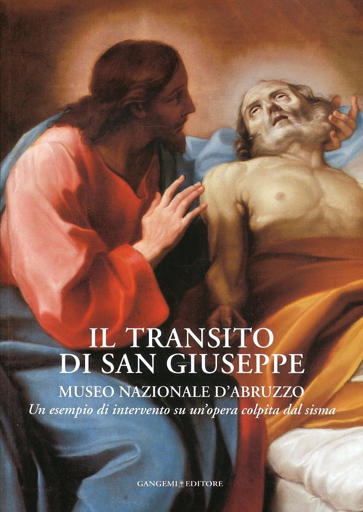 Il Transito di San Giuseppe. Museo Nazionale d'Abruzzo. Un Esempio di Intervento su un'Opera Colpita dal Sisma