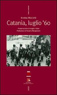 Catania, luglio '60