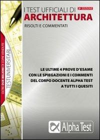 I test ufficiali di architettura 2007-2010