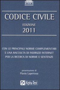 Codice civile 2011