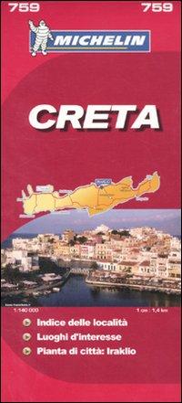 Creta 1:140.000