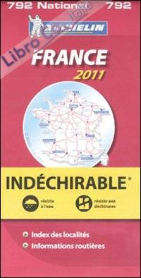 France 2011. Indéchirable