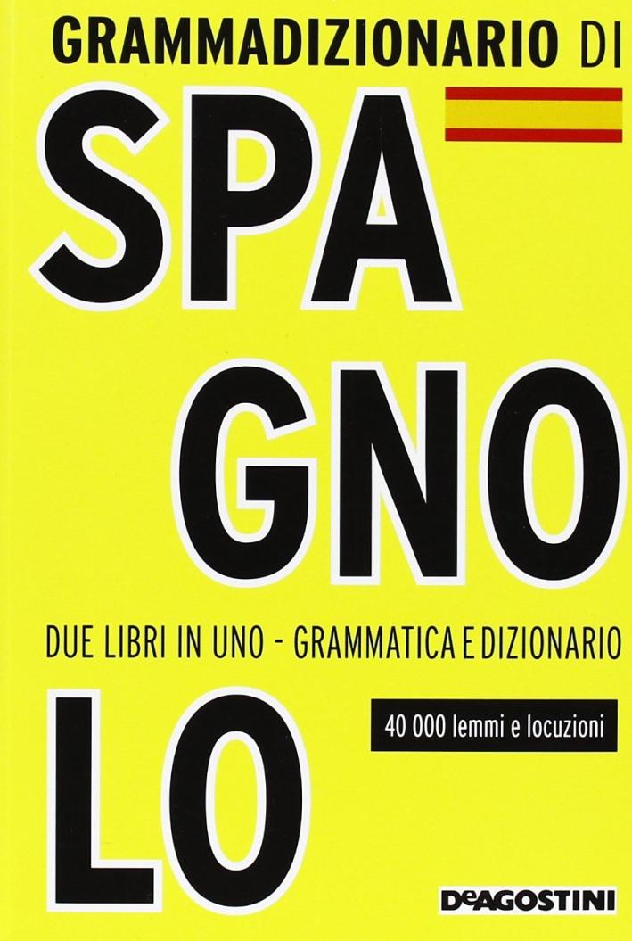 GrammaDizionario di spagnolo