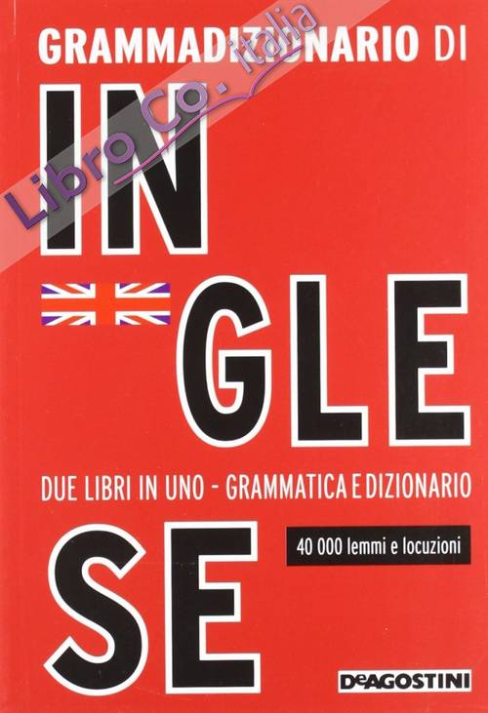GrammaDizionario inglese