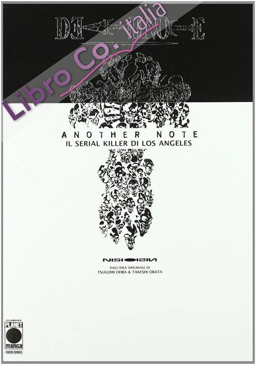 Death note. Another note. Il serial killer di Los Angeles.