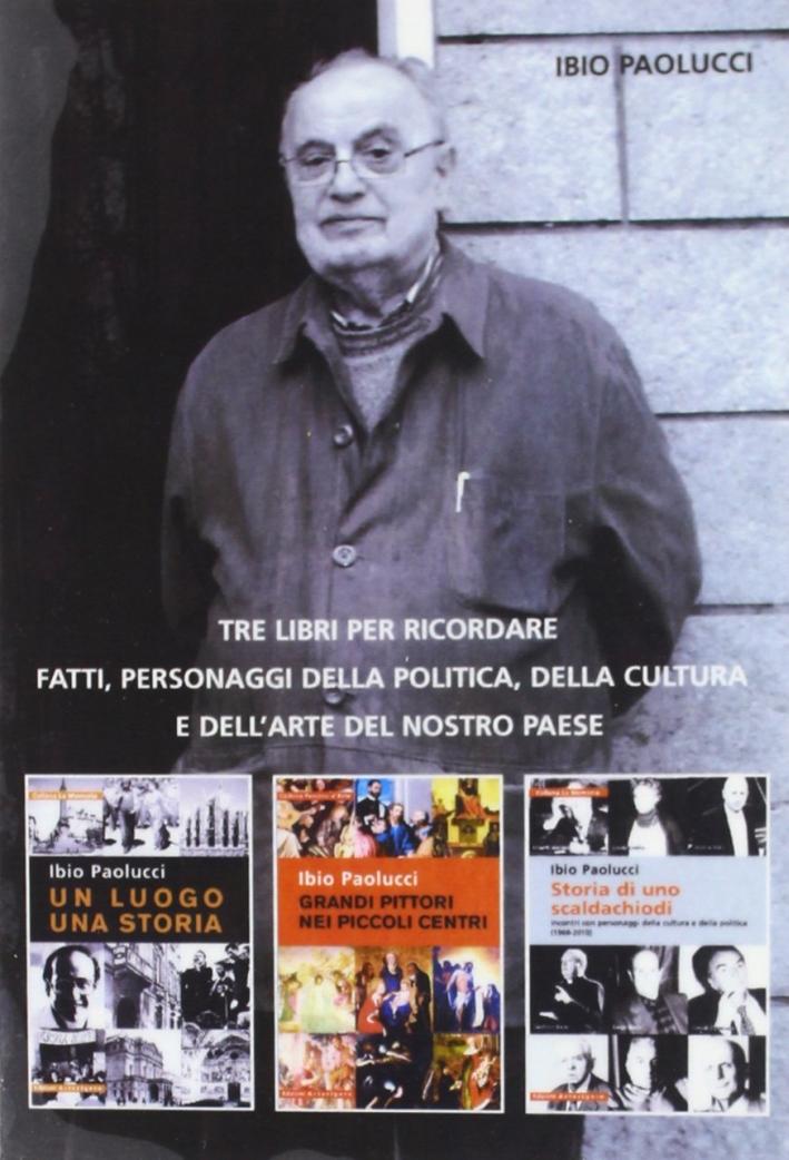 Ibio Paolucci. Opere.