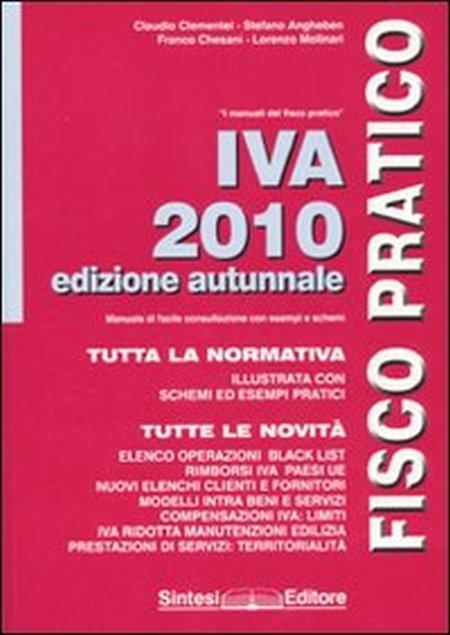 IVA 2010. Ediz. autunnale.