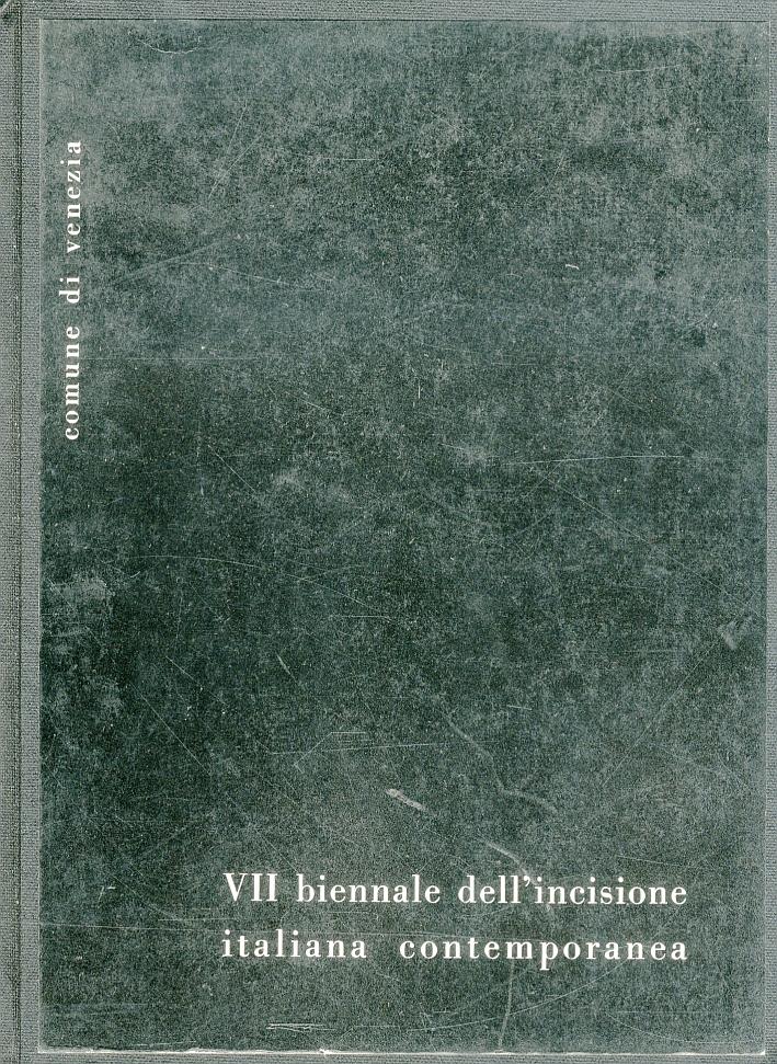 VII biennale dell'incisione italiana contemporanea