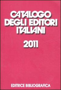 Catalogo degli editori italiani 2011