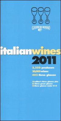 Italian wines 2011.