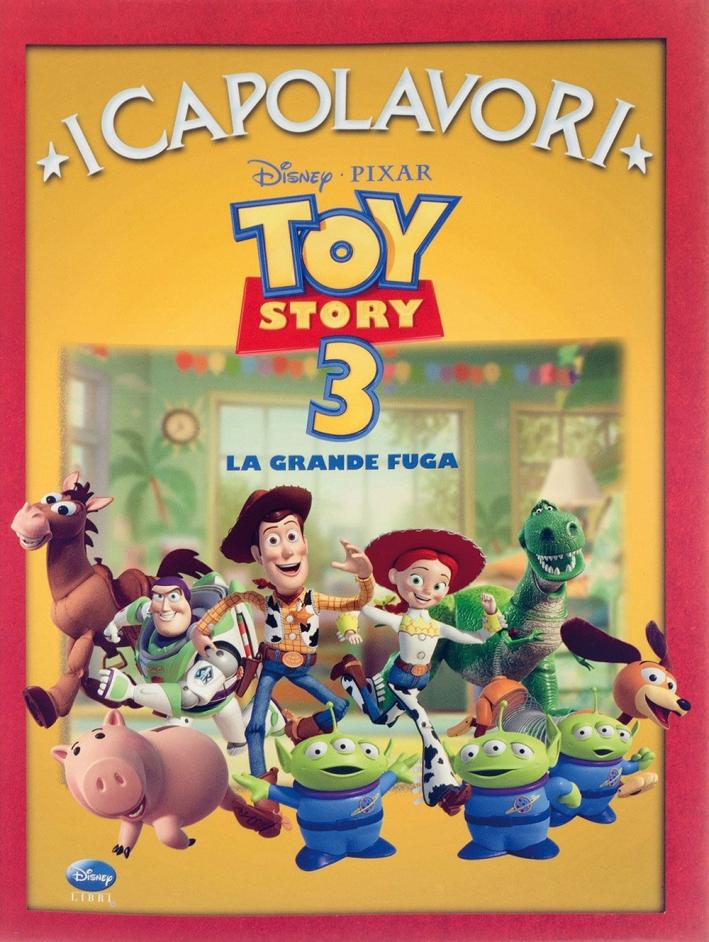 Toy story 3. La grande fuga.