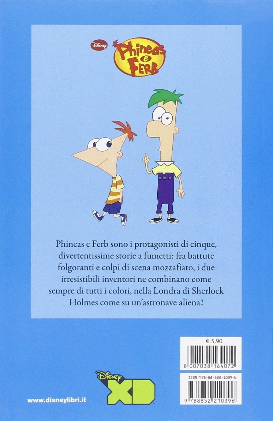 Avventure a perdifiato! Phineas & Ferb.