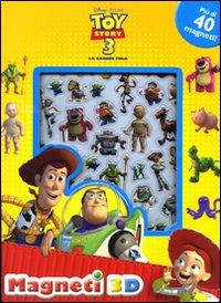 Toy Story 3. La Grande Fuga. con Magneti