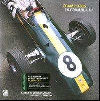 Team Lotus in Formula 1. Ediz. inglese. Con 2 CD Audio