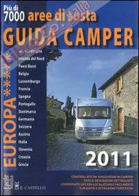 Guida camper Europa 2011.