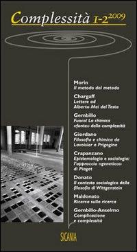 Complessità vol. 1-2 (2009). Ediz. italiana e francese