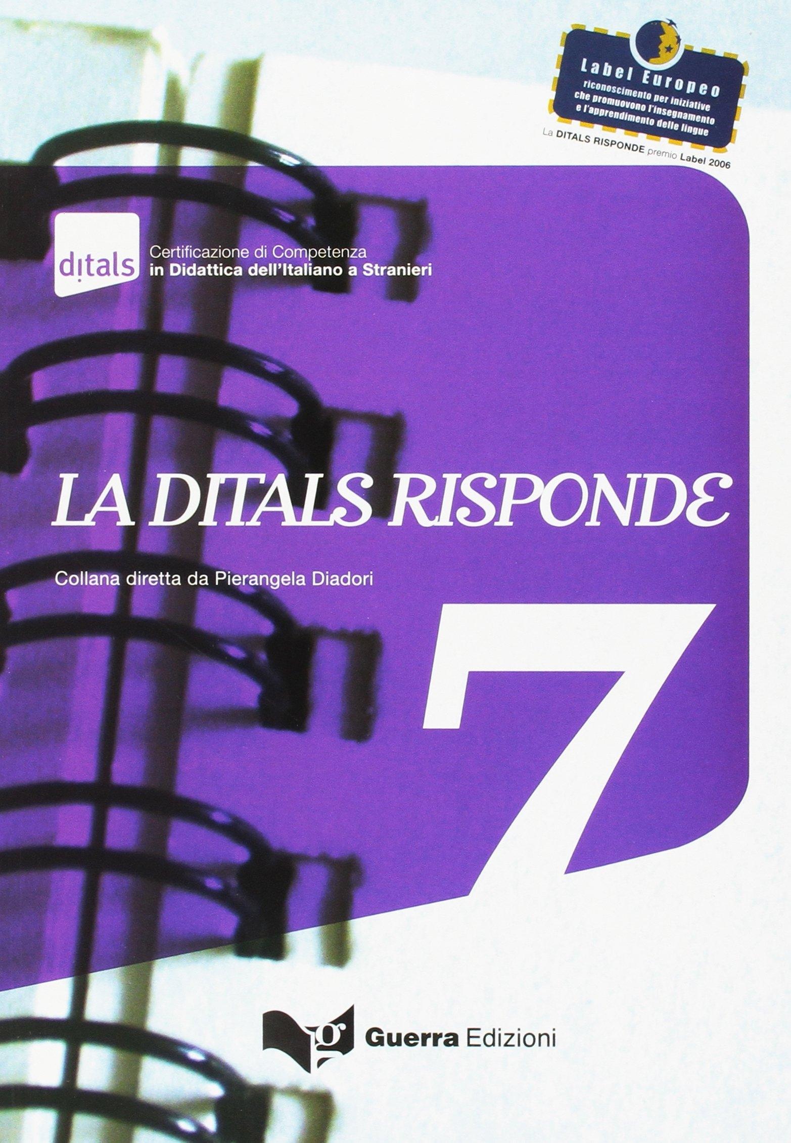 La Ditals risponde. Vol. 7