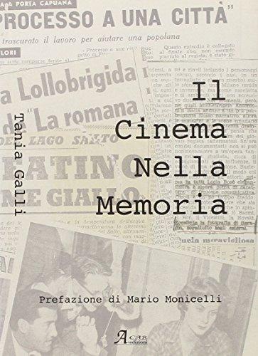 Il cinema nella memoria