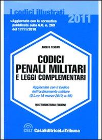 Codici penali militari e leggi complementari
