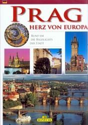 Praga. Cuore d'Europa. [German Ed.].