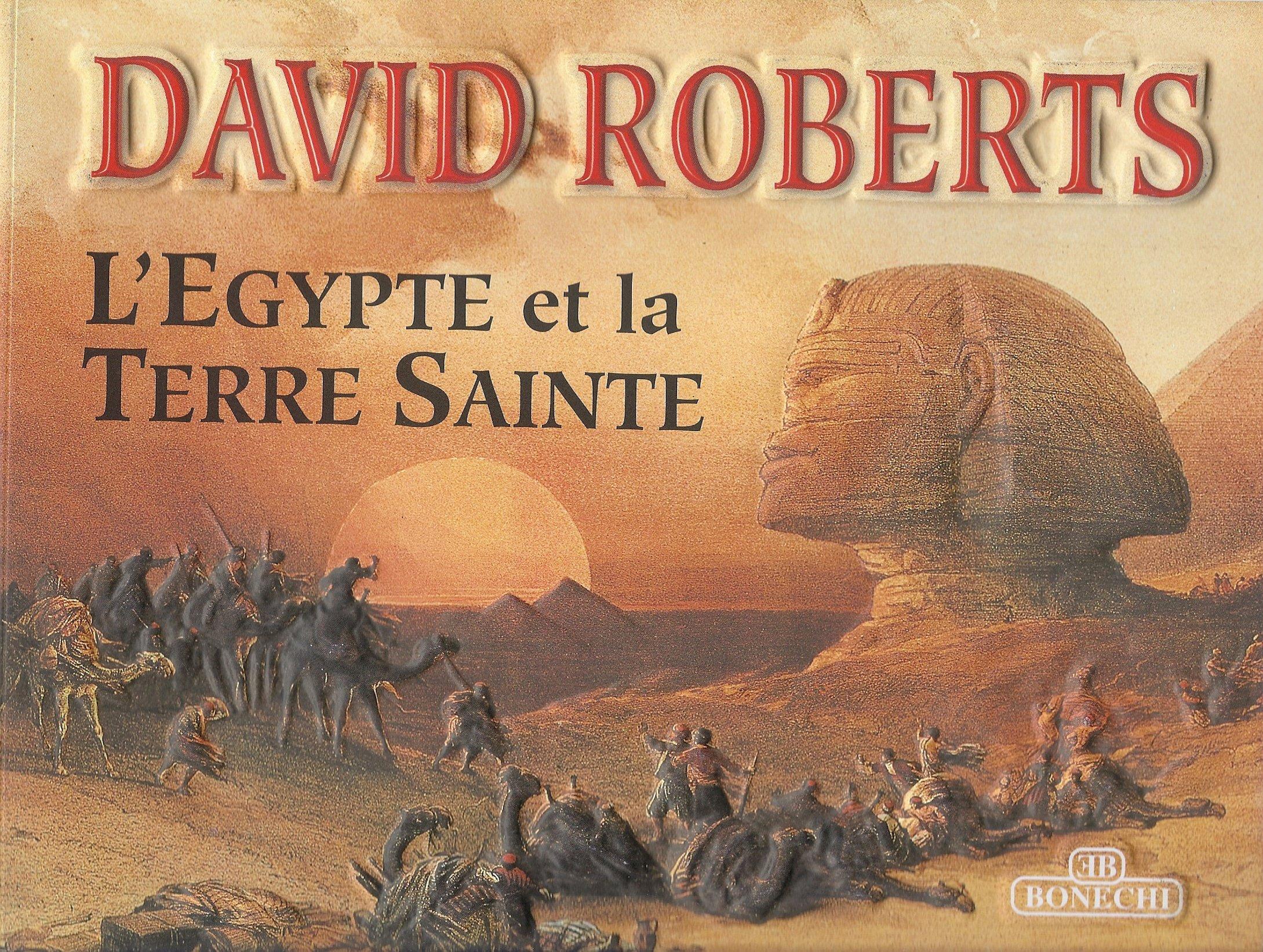 Egitto e Terra Santa.