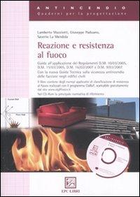 Reazione e resistenza al fuoco