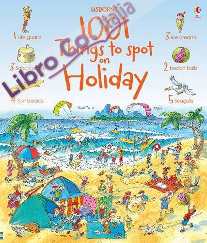 1001 Holiday Things to Spot