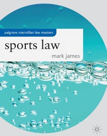 Sports Law.