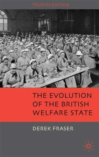 Evolution of the British Welfare State