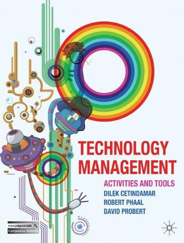 Technology Management.