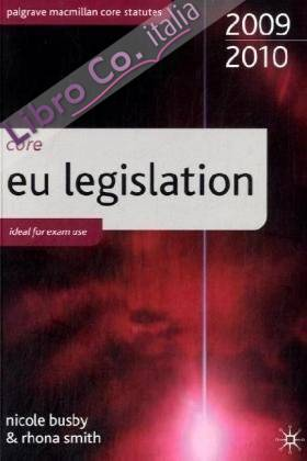 Core EU Legislation