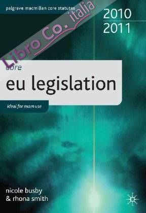 Core EU Legislation