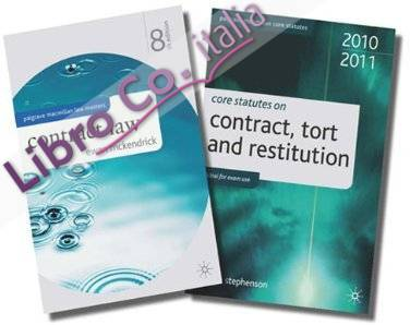 Contract Law + Core Statutes on Contract, Tort and Restituti