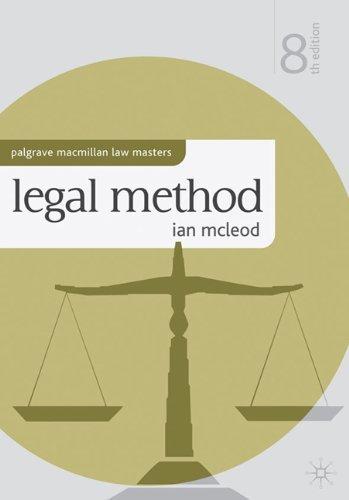 Legal Method.