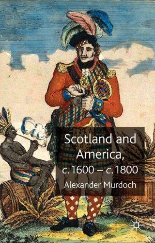 Scotland and America, C.1600-c.1800