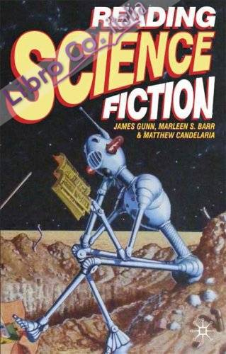 Reading Science Fiction.