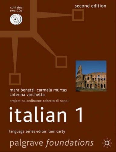 Foundations Italian 1.