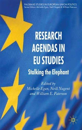 Research Agendas in EU Studies.