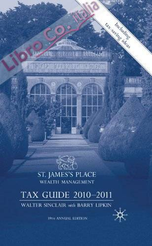 St James's Place Tax Guide.